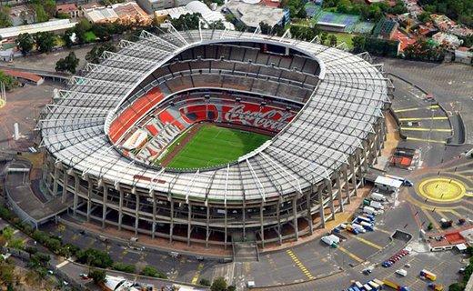 Фото Стадион Ацтека, Мексика (Estadio Azteca)