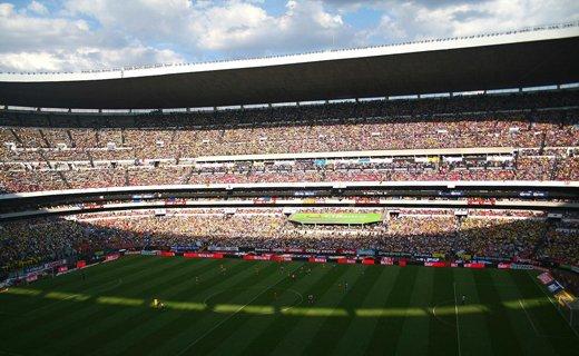 Фото-2 стадион Ацтека, Мексика (Estadio Azteca)