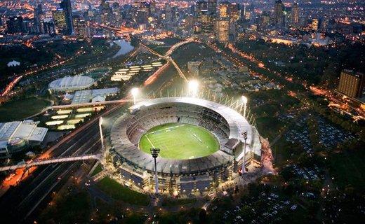 Фото Мельбурн Крикет Граунд, Австралия (Melbourne Cricket Ground)