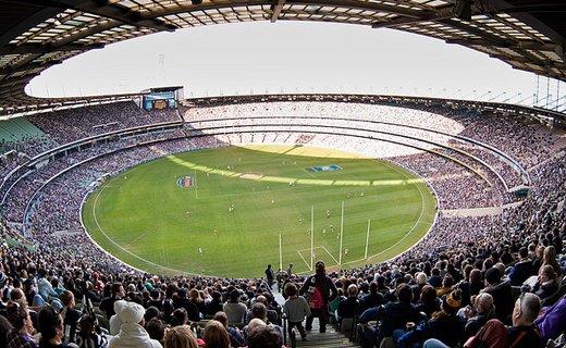 Фото-2 Мельбурн Крикет Граунд, Австралия (Melbourne Cricket Ground)
