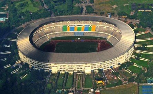 Фото Стадион индийской молодёжи, Индия (Salt Lake Stadium)