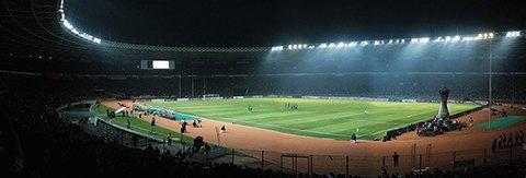Панорама стадиона Бунг Карно (Bung Karno stadium)     Фото: iqbal maulana
