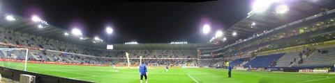 Панорама Кристал Арена (Cristal Arena)