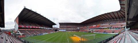 Панорама Стадион Морис Дюфран (Stade Maurice Dufrasne)