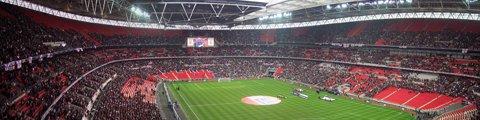 Панорама-3 стадиона Уэмбли, Лондон (Wembley Stadium)