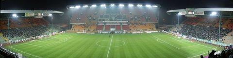 Панорама-2 стадиона Жоффруа Гишар, Сент-Этьен (Stade Geoffroy-Guichard)
