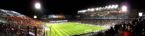 Панорама 2 стадиона Велодром, Марсель (Stade Velodrome)