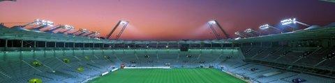 Панорама Муниципального стадиона Тулузы (Stadium Municipal de Toulouse)