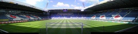 Панорама стадиона Абе Ленстра (Abe Lenstra Stadion)