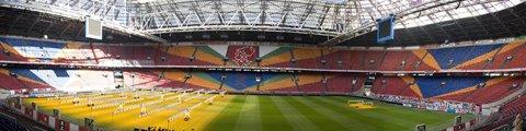 Панорама-01 стадиона Амстердам Арена (Amsterdam Arena)