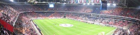Панорама-03 стадиона Амстердам Арена (Amsterdam Arena)