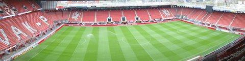 Панорама стадиона Гролс Весте (De Grolsch Veste)