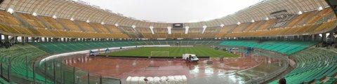 Панорама-2 стадиона Сан-Никола (Stadio San Nicola)