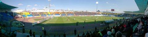 Панорама Центральный стадион в Казани (Central Stadium Kazan)