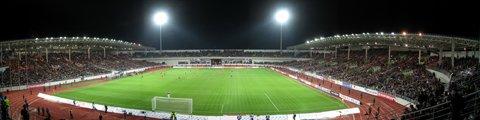 Панорама Стадион Центральный, Екатеринбург (Central Stadium Yekaterinburg)