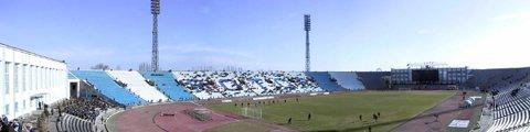 Панорама Стадион Центральный, Волгоград (Central Stadium, Volgograd)
