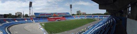 Панорама Центральный стадион профсоюзов, Воронеж (Tsentralnyi Profsoyuz Stadion)