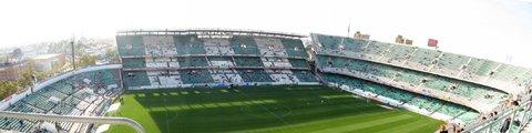 Панорама стадиона Бенито Вильямарин