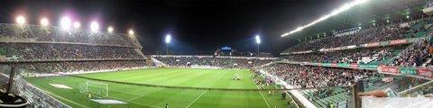 Панорама-2 стадиона Бенито Вильямарин