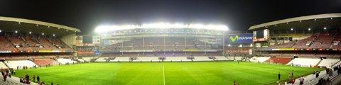 Панорама-2 стадиона Сан-Мамес