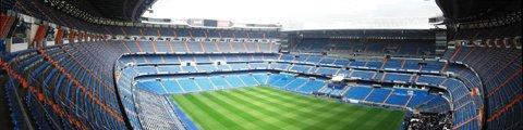 Панорама-2 стадиона Сантьяго Бернабеу