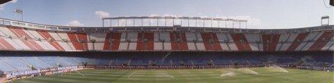 Панорама-2 стадиона Висенте Кальдерон