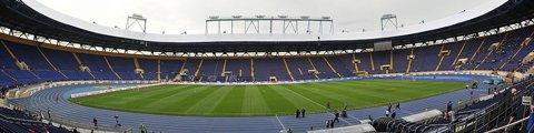 Панорама стадиона Металлист, Харьков (Metalist Stadium)