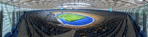 Панорама-2 стадиона НСК Олимпийский (NSC Olimpiyskiy)