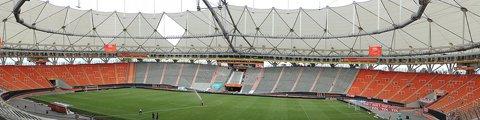 Панорама стадиона Сьюдад де Ла-Плата, Ла-Плата (Estadio Ciudad de La Plata)
