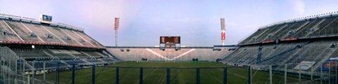 Панорама стадиона Хосе Амальфитани, Буэнос-Айрес (Estadio Jose Amalfitani)