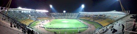 Панорама стадиона Эстадио Марио Альберто Кемпес, Кордова (Estadio Mario Alberto Kempes)
