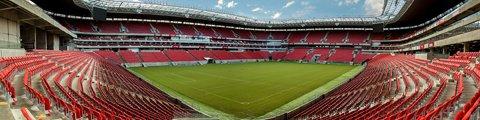 Панорама-2 стадиона Арена Пернамбуку, Сан-Лоренсу-да-Мата (Arena Pernambuco)