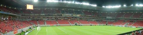 Панорама-3 стадиона Арена Пернамбуку, Сан-Лоренсу-да-Мата (Arena Pernambuco)