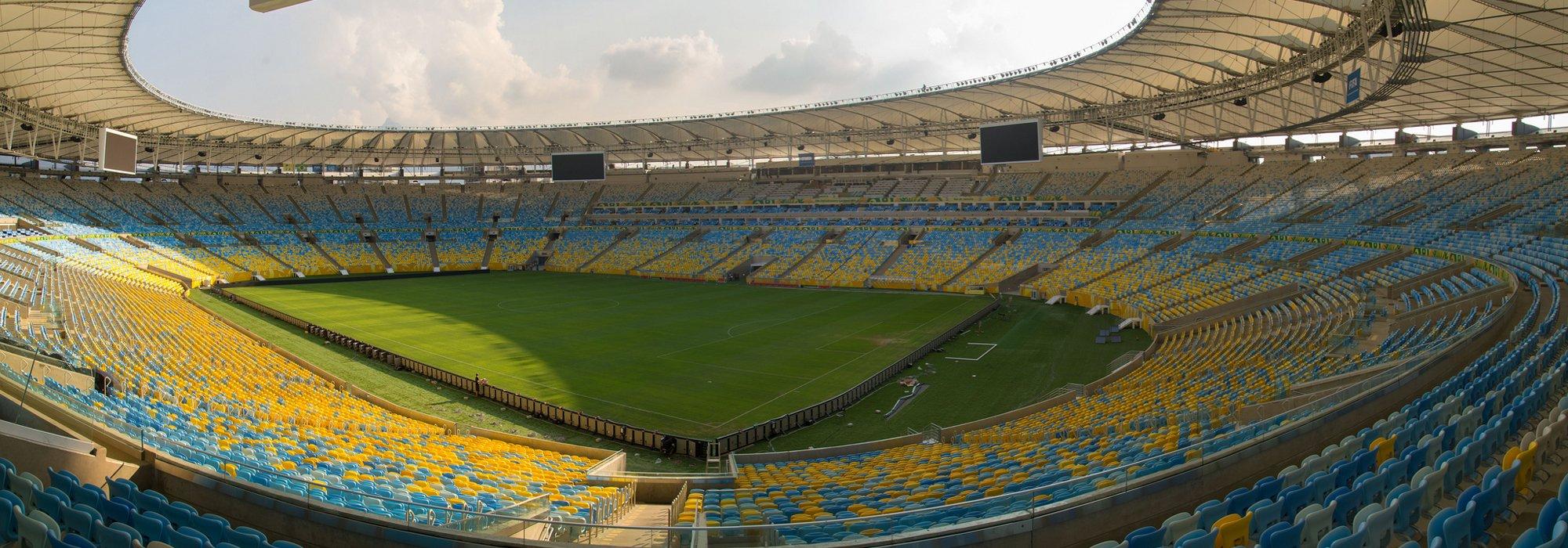 Фото стадиона маракана в рио де жанейро