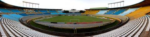 Панорама стадиона Серра Доурада, Гояния (Estadio Serra Dourada)