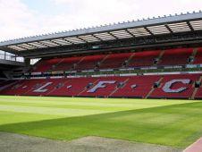 Фото стадиона Энфилд, Ливерпуль (Anfield)