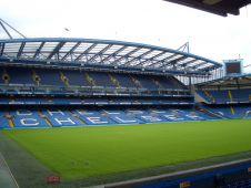 Фото стадиона Стэмфорд Бридж, Лондон (Stamford Bridge stadium)