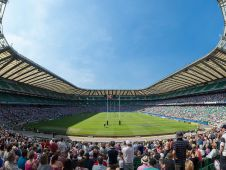 Стадион Туикенем, Лондон (Twickenham Stadium) Фото Diliff