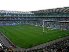 Стадион Туикенем, Лондон (Twickenham Stadium) Фото Pete Baugh