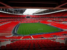 Фото стадиона Уэмбли, Лондон (Wembley Stadium)