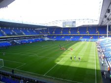 Фото стадиона Уайт Харт Лейн, Лондон (White Hart Lane stadium)