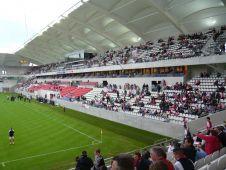 Фото стадиона Огюст Делон, Реймс (Stade Auguste Delaune)