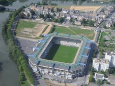 Фото стадиона Луи Дюгуа, Седан (Stade Louis Dugauguez)