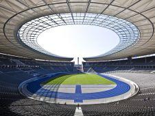 Олимпийский стадион в Берлине (Olympiastadion Berlin)