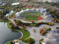 Олимпийский стадион, Мюнхен (Olympic Stadium, Munich)