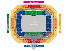 План схема стадиона Фелтинс-Арена