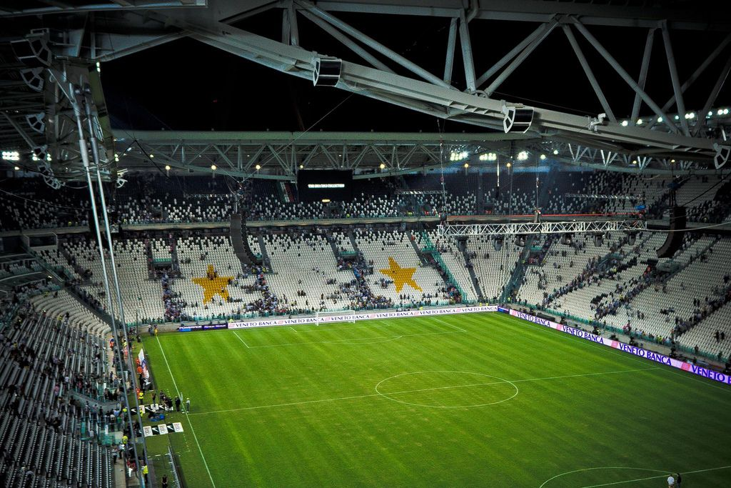 Стадион ювентус стэдиум