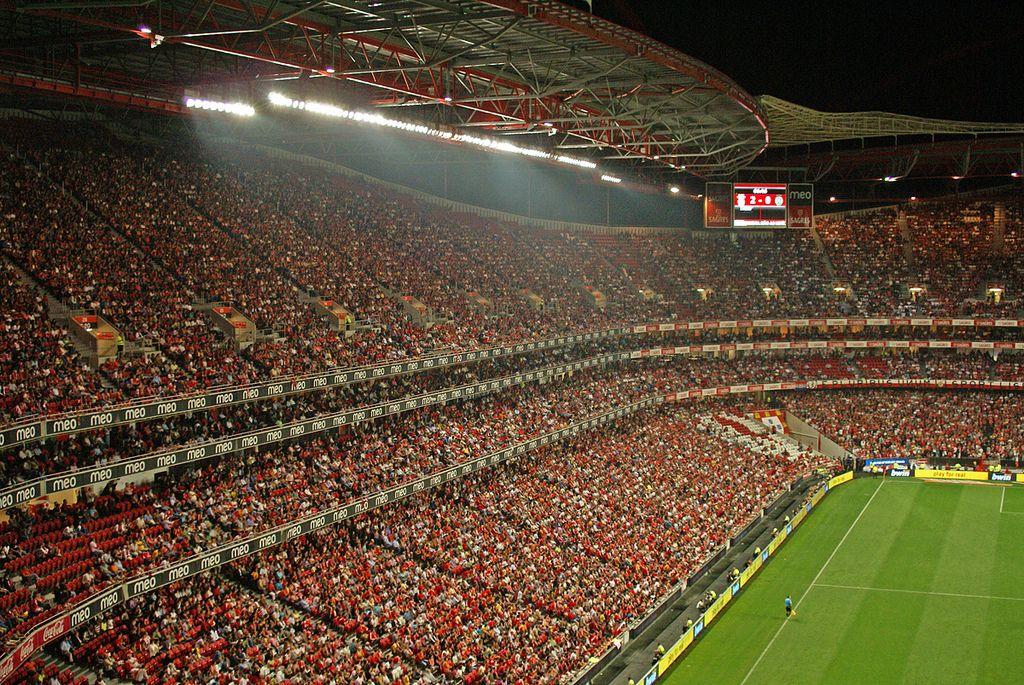 всего, стадион бенфика в лиссабоне фото месяц поеду джербу