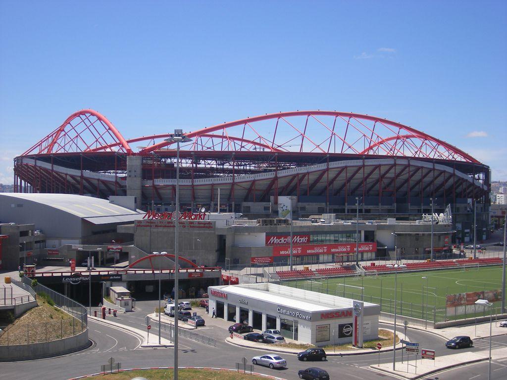 Стадион бенфика в лиссабоне фото