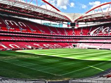 Эштадиу да Луш, Лиссабон (Estadio da Luz) Фото: Mattia Paparella